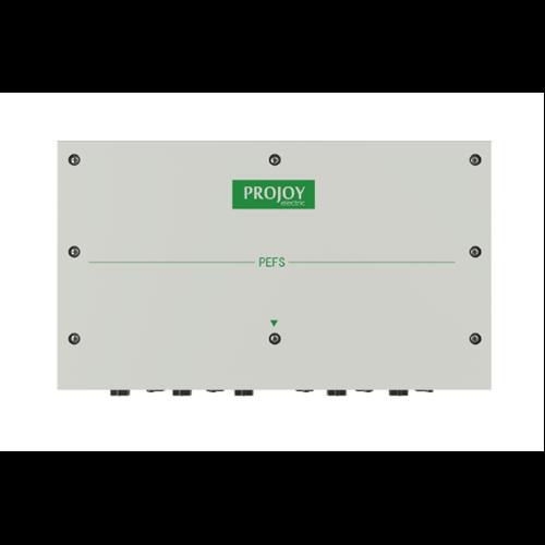 Projoy tűzvédelmi kapcsoló (PEFS-EL40H-20) 10 sztring, 20 pólus, 20A/40A, MC4 csatlakozó