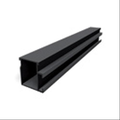 S-Flex sín 40x37,1mm  3150mm Fekete
