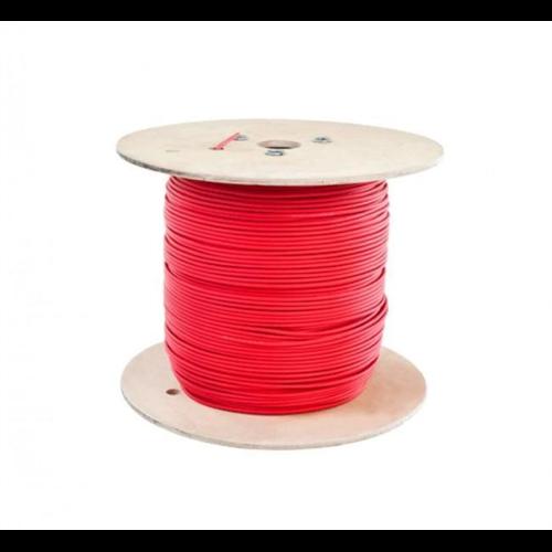 Szolár kábel 4mm2 piros 500m