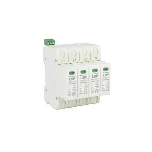 Túlfeszültség levezető AC 3 fázisú FLP12,5-275/4S T1+T2