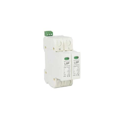 Túlfeszültség levezető AC 1 fázisú FLP12,5-275/2S T1+T2
